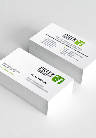 12pt Cards (250 GSM & Writable)
